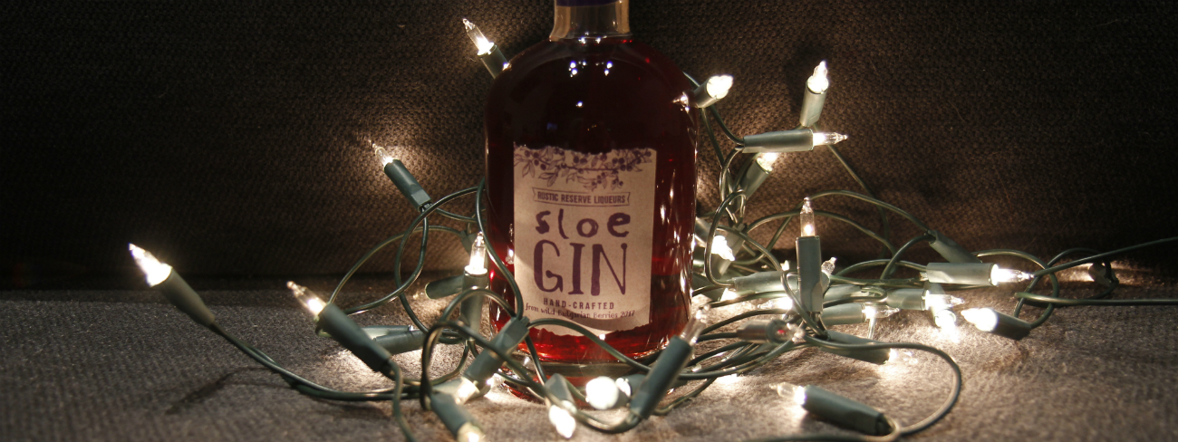 All I want for Christmas is Sloe Gin